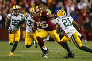 The Washington Redskins trade for S Ha Ha Clinton-Dix