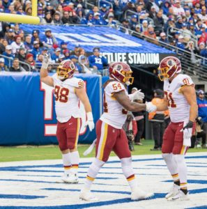 The Good, The Bad, and the Ugly From the Washington Redskins win over the New York Giants