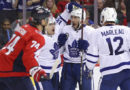 Maple Leafs Surge in 3rd Period, Win Battle of Explosive Offenses