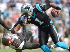Panthers Shake Off the Fitzmagic en Route to a Decisive Win Over the Buccaneers