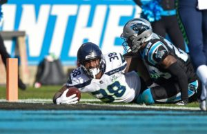 "Carolina Panthers Drop ""Must Win"" Home Game to Seattle Seahawks"