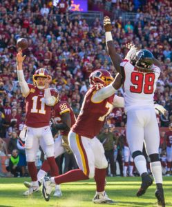 The Good, The Bad, and The Ugly from the Falcons Victory over the Redskins
