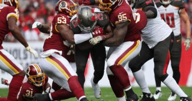 The Good, The Bad, and The Ugly from the Redskins win over the Buccaners