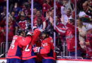 Copley gets first home win; Caps defeat Oilers 4-2