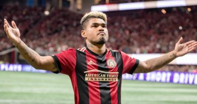 2018 MLS All-Star Josef Martínez Talks Atlanta United, Breaking Records and MLS Growth
