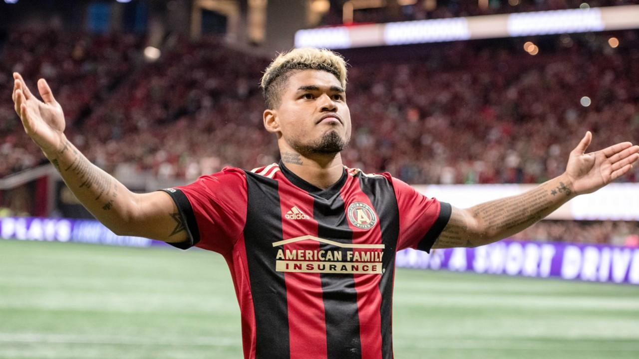 super popular 35e2a 5b50a 2018 MLS All-Star Josef Martínez Talks Atlanta United ...