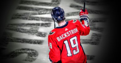 Nicklas Backstrom – The gift that keeps on giving