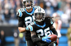 NOLA Native Donte Jackson Ready to Face the Hometown Team Under the Lights of Monday Night Football