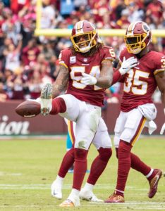 Three keys for victory for the Redskins against the Titans