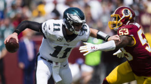 Three Things To Watch as the Washington Redskins Face the Philadelphia Eagles