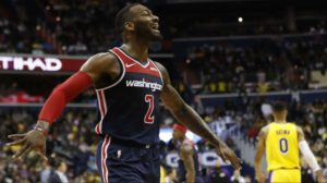 The King of D.C, John Wall, drops 40 points in wi​n against Lakers