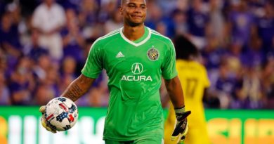Interview: Columbus Crew SC and USMNT goalkeeper Zack Steffen