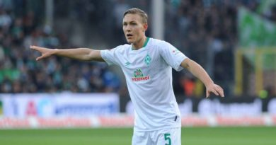 Interview: Werder Bremen and Sweden defender Ludwig Augustinsson