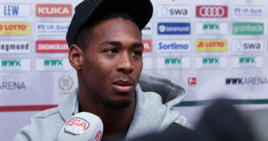 Interview: FC Augsburg defender Reece Oxford