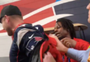 A Patriots fan stole a S.A.F.E. Security jacket at Superbowl