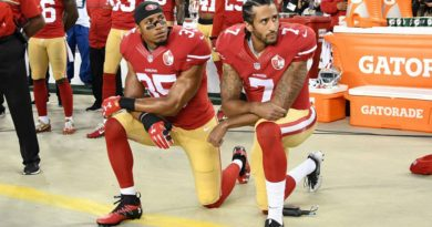 Is the Perfect Storm Brewing for Colin Kaepernick to Join Eric Reid and the Panthers?