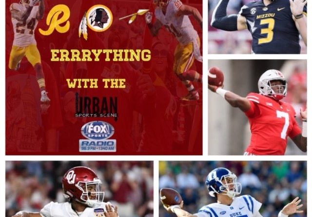 Episode 61: QB in the 1st round?