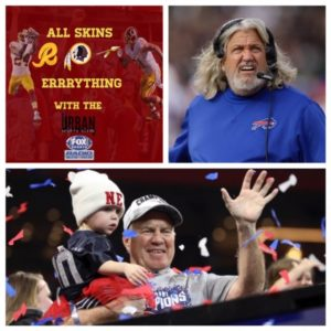 Episode 60: Rob Ryan and Copycat the Patriots