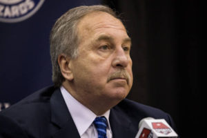 Ernie Grunfeld's days as the Wizards GM are more limited than you think