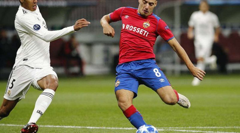 Nikola Vlašić: Croatia midfielder on CSKA Moscow's Title Race, Euro 2020 qualifiers and Everton