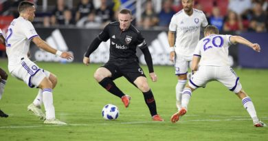 Wayne Rooney: D.C. United Superstar Eyes Glory With Red-and-Black This Season