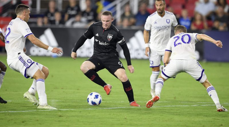 Wayne Rooney: D.C. United Superstar Eyes Glory With the Black-and-Red This Season