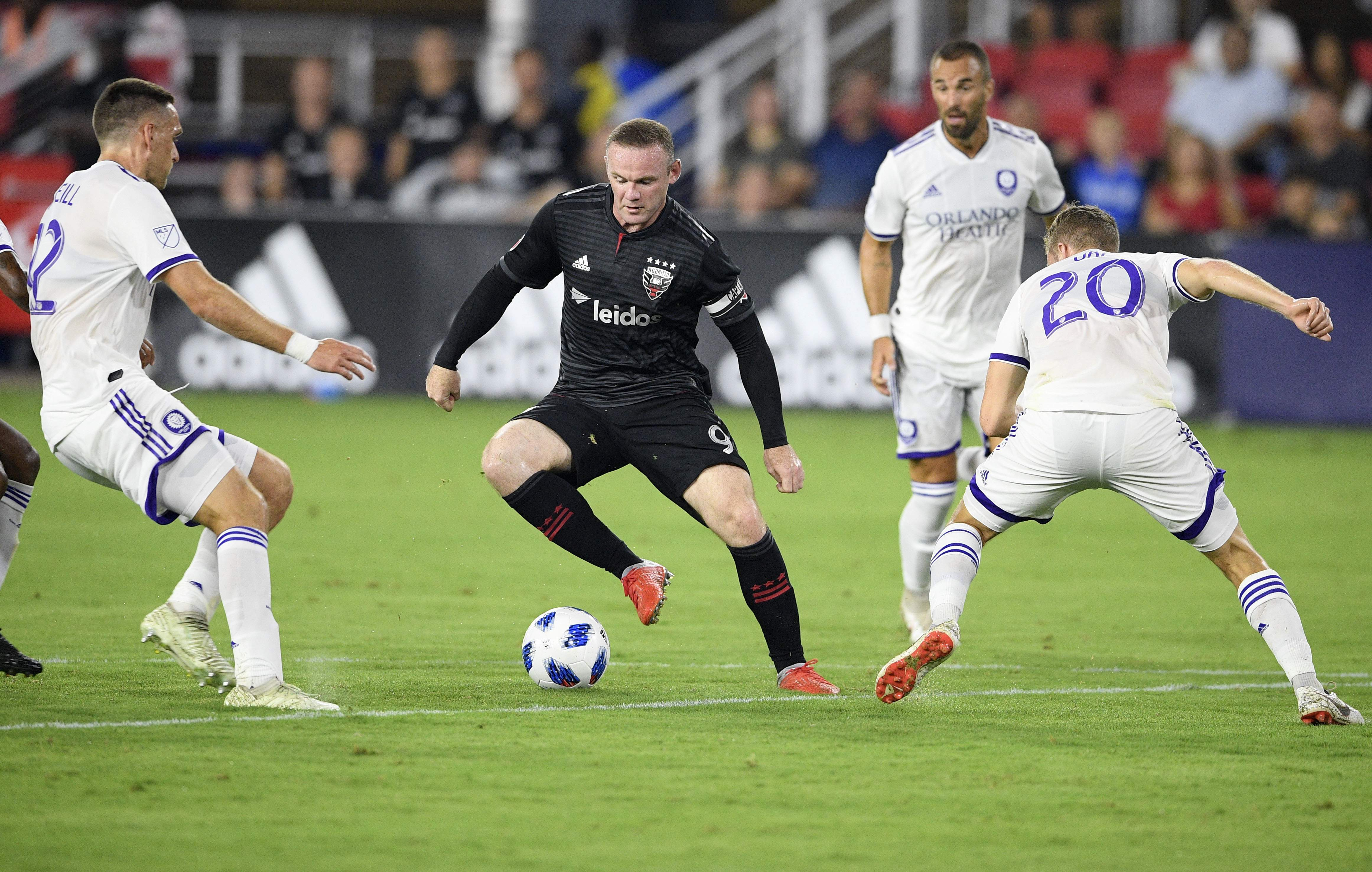 a81db922a Wayne Rooney: D.C. United Superstar Eyes Glory With the Black-and-Red This  Season
