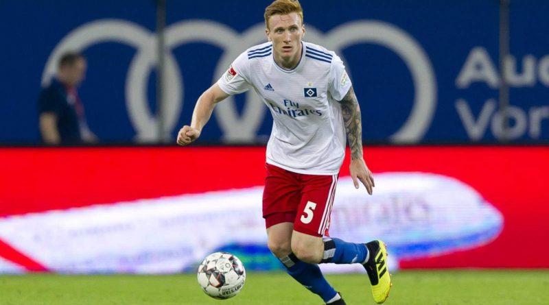 Interview: Hamburger SV and Scotland defender David Bates