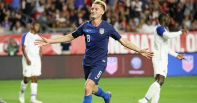 Exclusive: Djordje Mihailovic: USMNT and Chicago Fire midfielder Hungry for Trophies