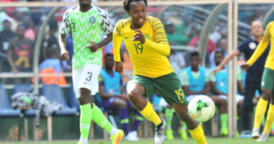 Exclusive: Percy Tau: South Africa Ready for 2019 Africa Cup of Nations