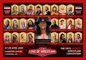 EUROPES BIGGEST WRESTLING EVENT