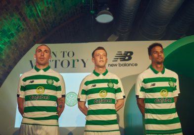New Balance reveals Celtic FC 2019/20 Home Kit
