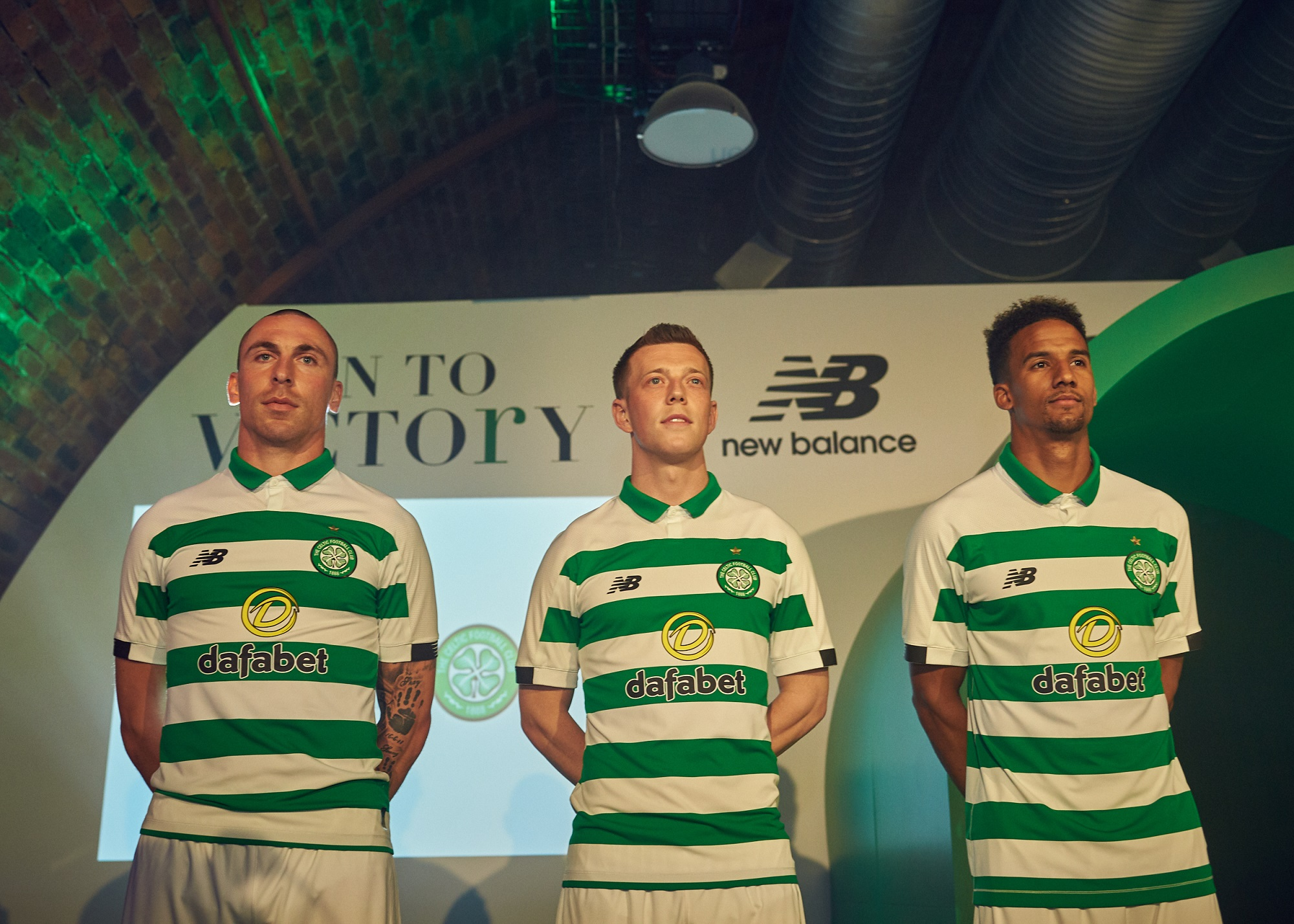 5be9ee32b New Balance reveals Celtic FC 2019/20 Home Kit