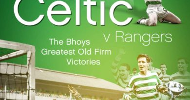 """Exclusive: Acclaimed Scottish Author David Potter Talks """"Celtic v Rangers: The Hoops' Fifty Finest Old Firm Derby Day Triumphs"""""""