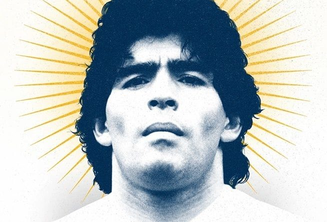 "Critics Purr ""Diego Maradona"" Docu-Film Praise at Cannes 2019"