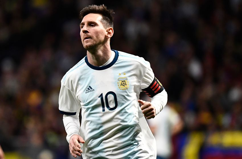 fda14d1c9 Argentina s Olé Diario journalist Maxi Friggieri Talks Messi and La  Albiceleste s 2019 Copa América Chances