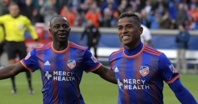 FC Cincinnati's Costa Rica star Allan Cruz Embraces Challenges Ahead