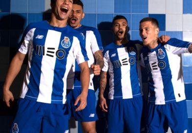 New Balance unveils FC Porto 2019/20 home kit