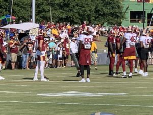 Redskins Training Camp Recap: Day 5