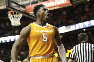 Meet New Washington Wizards Second Round Pick, Admiral Schofield