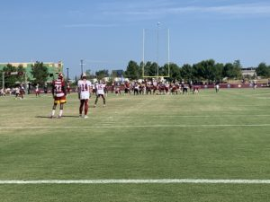 Redskins Training Camp Recap: Day 7