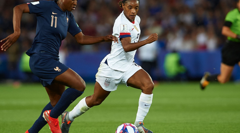 Exclusive: France and Paris Saint-Germain star Kadidiatou Diani on Growth of Women's Game, 2019 FIFA Women's World Cup Popularity