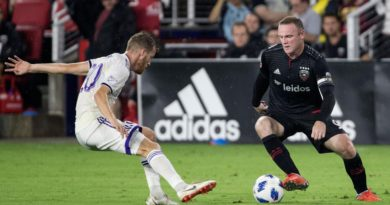 D.C. United Forward Wayne Rooney to Depart Following 2019 MLS Season