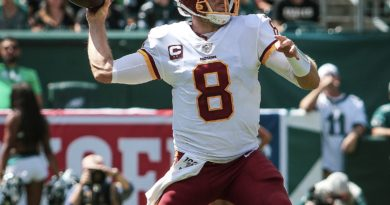 The Washington Redskins Dominate Early, Hold on Late to Defeat the Dolphins 17-16