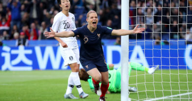 Exclusive: France vice-Captain and Olympique Lyonnais superstar Eugénie Le Sommer on defending UEFA Champions League crown, hails Jean-Luc Vasseur