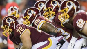 Washington Redskins Final Roster