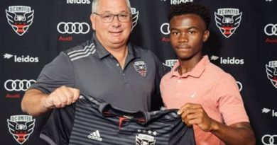 15-year-old Moses Nyeman officially becomes 13th Homegrown Player in D.C. United's club history