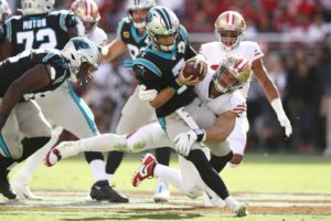 Post Bye Week Blues: Panthers Crushed 51-13 By Undefeated 49ers