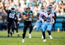 Panthers Use Total Team Effort to Bounce Back and Defeat Titans 30-20