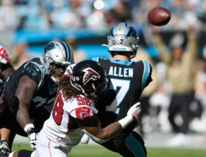 "Panthers Lose 29-3 To Falcons in ""Comedy of Terrible Football"""